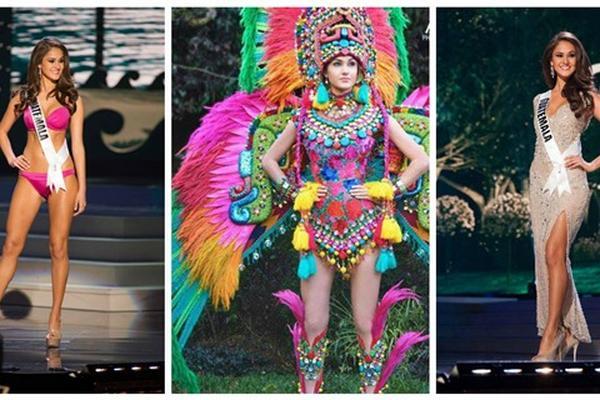 <p>Ana Luisa Montúfar es la máxima reina de la belleza guatemalteca. (Foto Prensa Libre: www.facebook.com/MissGuatemalaGT)</p>