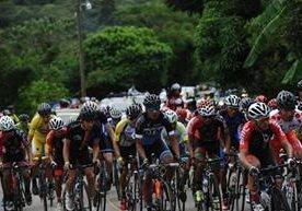 Así transcurre el recorrido en el tercer día de la Vuelta.