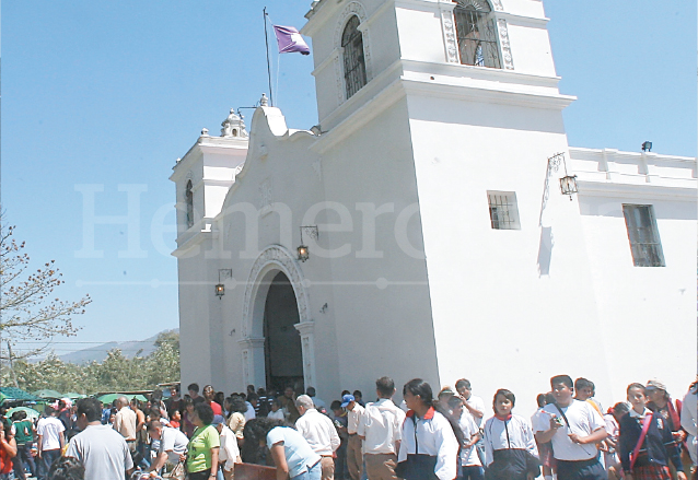 Ermita de San Bartolomé Becerra. (Foto: Hemeroteca PL)