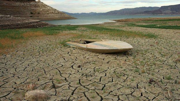 Algunos científicos culpan al cambio climático de que hayan aumentado los huracanes, pero otros no ven una relación probada. ETHAN MILLER/GETTY