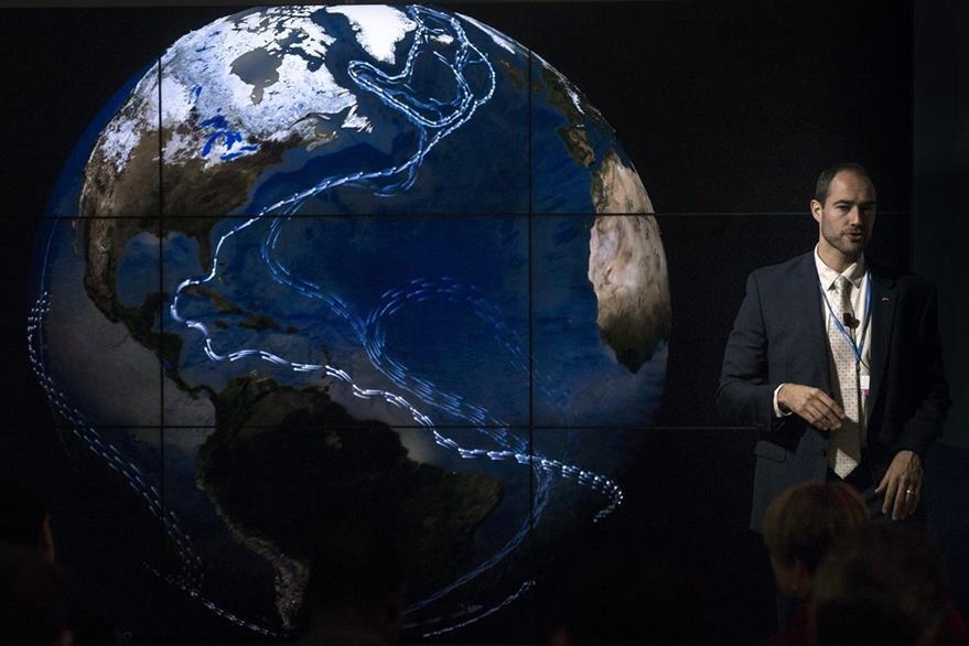 Las negociaciones en la COP21 en París están en una fase decisiva. (Foto Prensa Libre: EFE).
