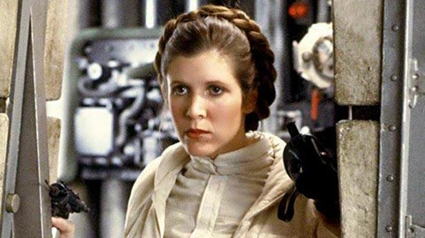 Carrie Fisher debería haber aparecido en una película más de la saga intergaláctica.
