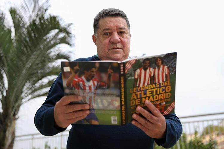 Joao Leiva Leivinha criticó duramente al técnico del Atlético de Madrid, Diego Simeone. (Foto Prensa Libre: EFE).