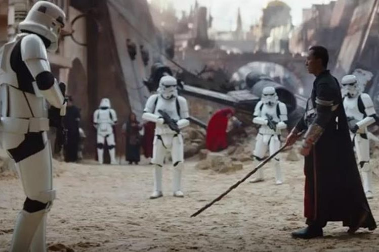 Rogue One: una historia de Star Wars se estrena en diciembre. (Foto Prensa Libre: Tomada de YouTube)