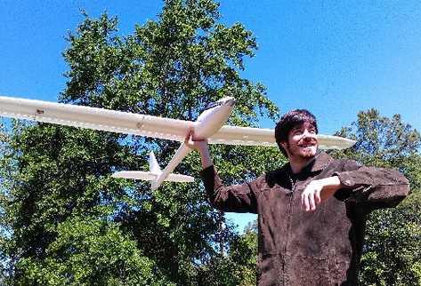 Los drones permiten el reconocimiento aéreo de cualquier territorio.