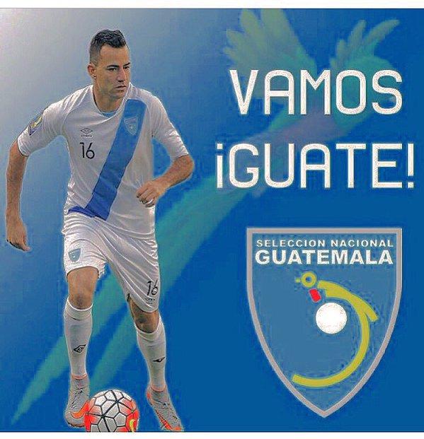 Marco Pablo Pappa se siente motivado para el juego de esta noche. (Foto Prensa Libre: Twitter)