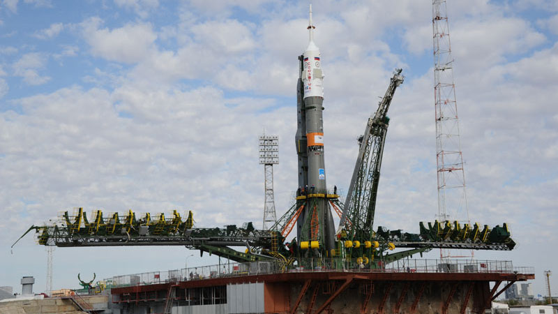 Una de las lanzaderas Soyuz son las únicas en enviar y retornar a los tripulantes de la Estación Espacial.
