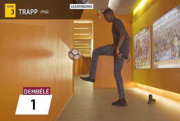 La presentación de Dembélé deriva en bronca hacia el presidente del Barsa