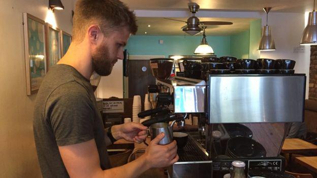 Cualquier buen establecimiento debería servir un buen café.