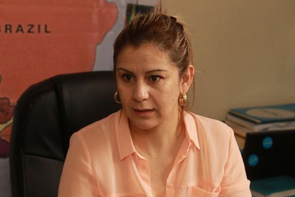 """<p>Todos los niños y niñas están expuestos a violencia sexual; los  delincuentes no respetan edades ni la vida"""". Carol Girón, Pastoral de  Movilidad. (Foto Prensa Libre: E. Paredes)<br></p>"""