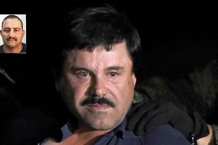 Joaquín e<em>l Chapo</em>&nbsp; Guzmán, tenía vínculos en Colombia, principal productor mundial de cocaína, con <em>Otoniel</em>, (inserto izq).
