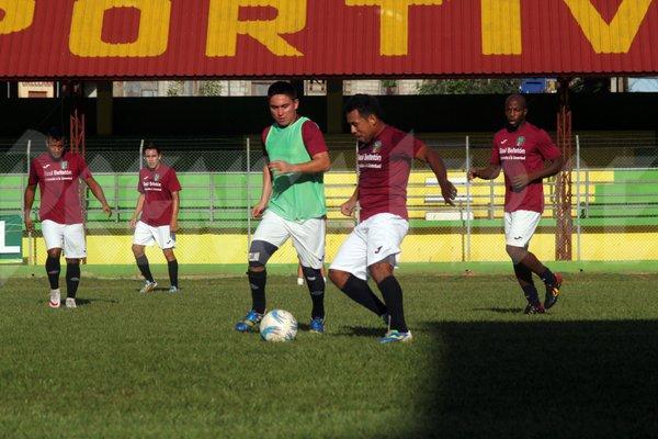 Guastatoya está preparado para conseguir otros tres puntos en el torneo. (Foto Prensa Libre: Hugo Oliva)