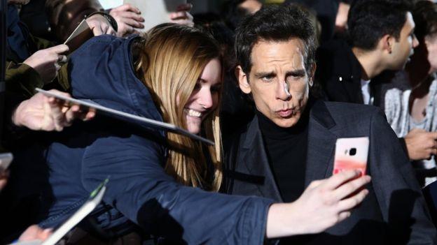 ¿Autógrafo, selfie o los dos? GETTY IMAGES