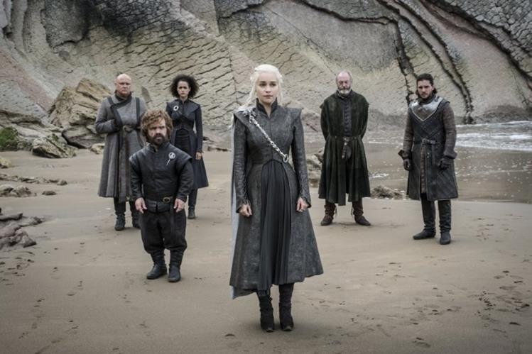 Es la segunda vez en la semana que HBO es víctima de las filtraciones (Foto Prensa Libre: HBO).