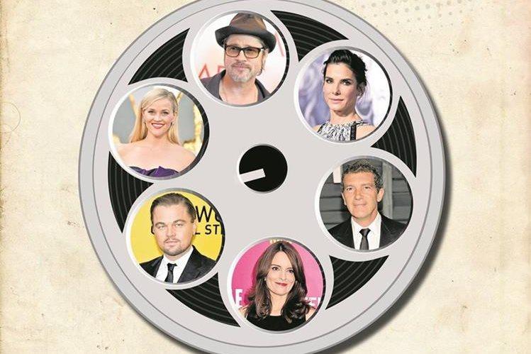 Varios actores y actrices se abren espacio en el campo de la producción. (Foto Prensa Libre: Hemeroteca PL).