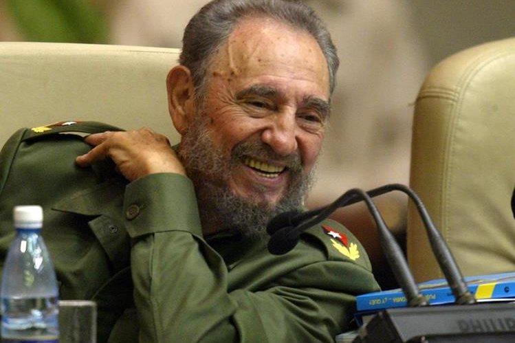 Sobre sus romances, uniones y desamores, el hermético Fidel Castro dejó pocos testimonios.(AP).