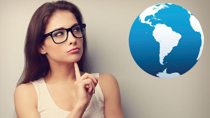 ¿Te has preguntado alguna vez qué quiere decir el nombre del país dónde vives?. BBC Mundo
