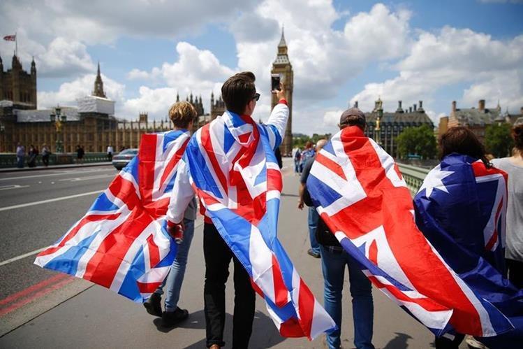 El Reino Unido tendrá que decidir si quiere seguir teniendo acceso al mercado único. (Foto Prensa Libre AFP)