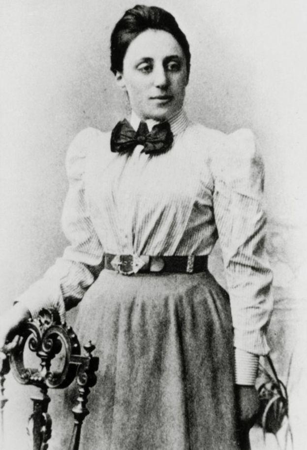 Emmy Noether nació en el seno de una familia apasionada por las matemáticas. SPL