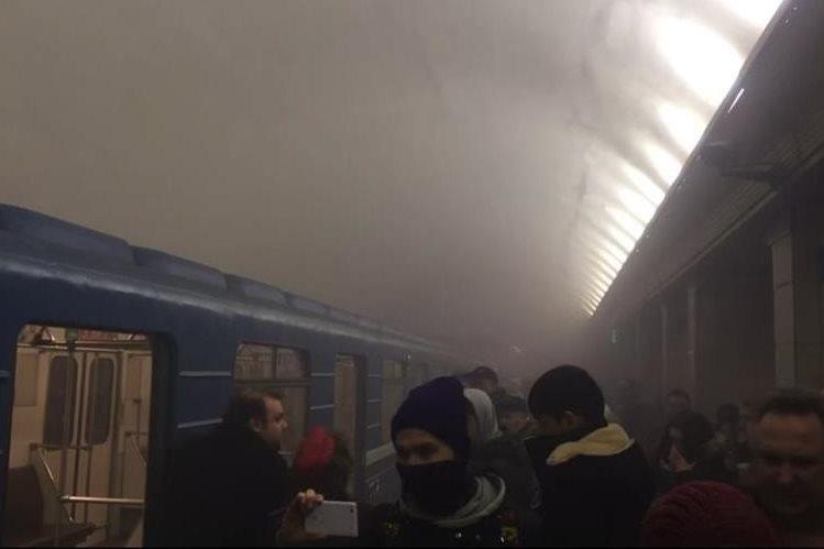 Detienen en San Petersburgo a seis reclutadores de