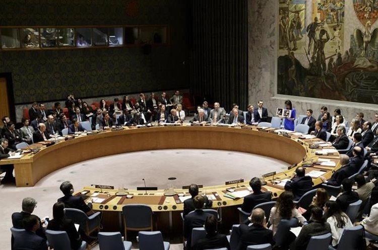 El Consejo de Seguridad de la ONU se ha reunido de urgencia para analizar el ataque químico ocurrido en Jan Shijún.