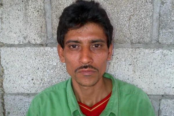 <p>Juan Pablo Castro Vásquez es sindicado del secuestro de un menor de edad en Petén. (Foto Prensa Libre: PNC)<br></p>