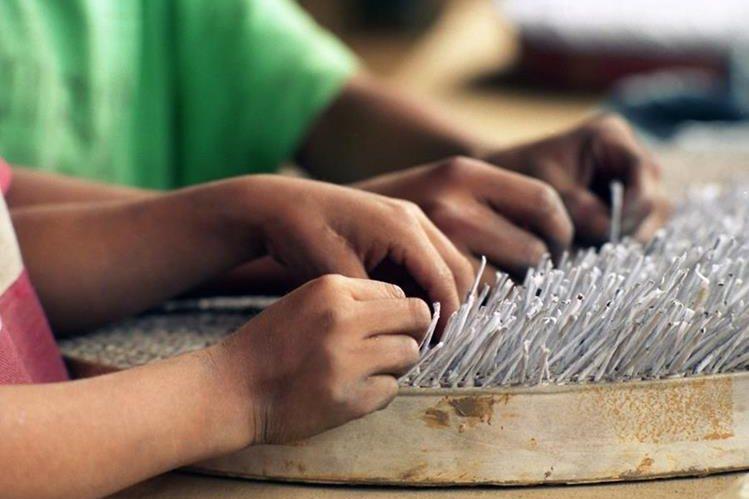 El trabajo infantil se ha incrementado a nivel mundial.