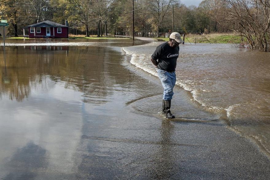 Alabama se mantiene en alerta. (Foto Prensa Libre: AP).