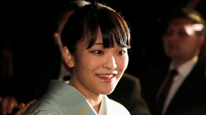 La princesa Mako se casará con su prometido y perderá sus derechos como miembro de la familia real. REUTERS