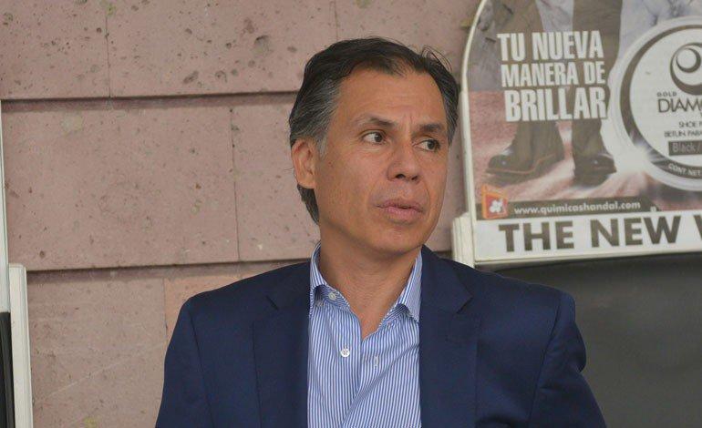 José Mejía negó la implicación de Honduras en el intento de soborno a los jugadores de El Salvador. (Foto Prensa Libre: Twitter)