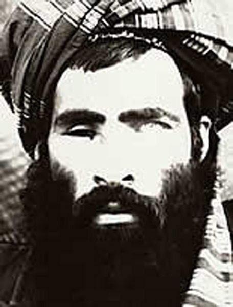 <em>El misterioso mulá Omar, líder histórico de los talibanes afganos, cuya muerte ocurrida hace dos años fue confirmada este miércoles. (Foto Prensa Libre: EFE).</em>