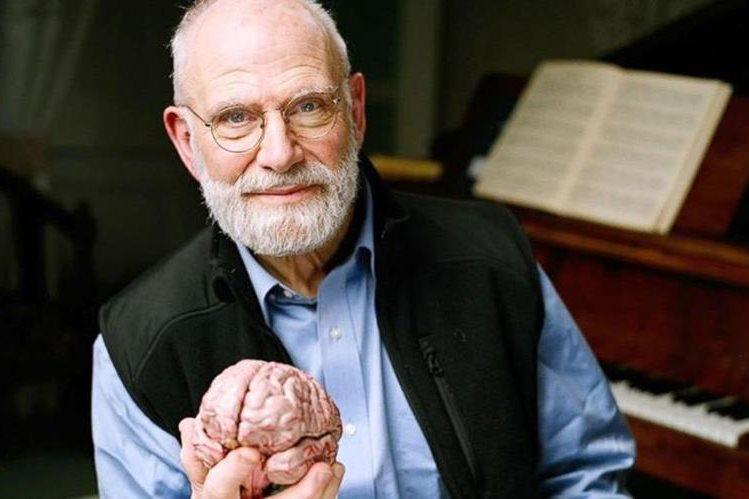 <em>Oliver Sacks exploró los misterios del cerebro humano.</em>