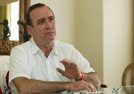 El exdirector del Sistema Penitenciario, Alejandro Gimmattei, declaró en España sobre la muerte de reos en Pavón en el 2006. (Foto Prensa Libre: Hemeroteca PL)