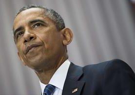 El presidente de Estados Unidos, Barack Obama comparte sus gustos musicales. (Foto Prensa Libre: AFP)