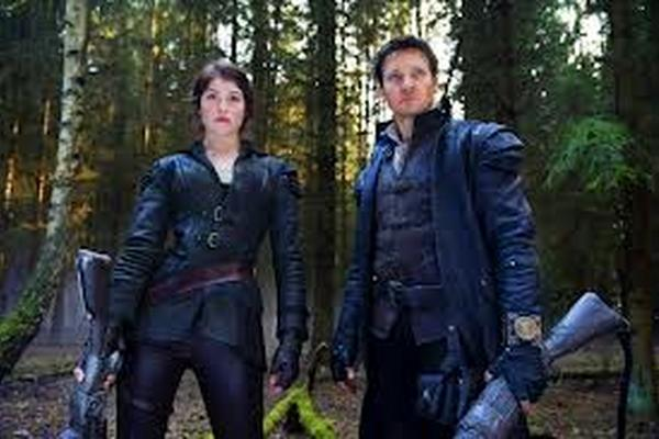 <p>Hansel and Gretel: Witch Hunters</p>