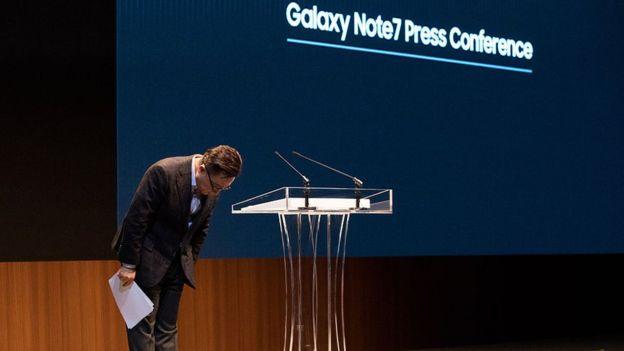 El fracaso del Galaxy Note 7 fue un duro golpe para Samsung. ¿Logrará su segunda versión restaurar su reputación? (GETTY IMAGES)