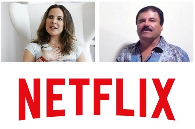 """Kate del Castillo protagoniza """"Cuando conocí al Chapo"""", la nueva serie de Netflix. (Foto Prensa Libre: Hemeroteca PL)"""