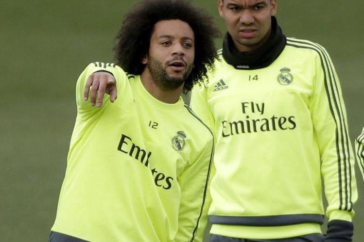 Marcelo es pieza clave en el esquema que implementa Zidane en el Madrid. (Foto Prensa Libre: Hemeroteca)