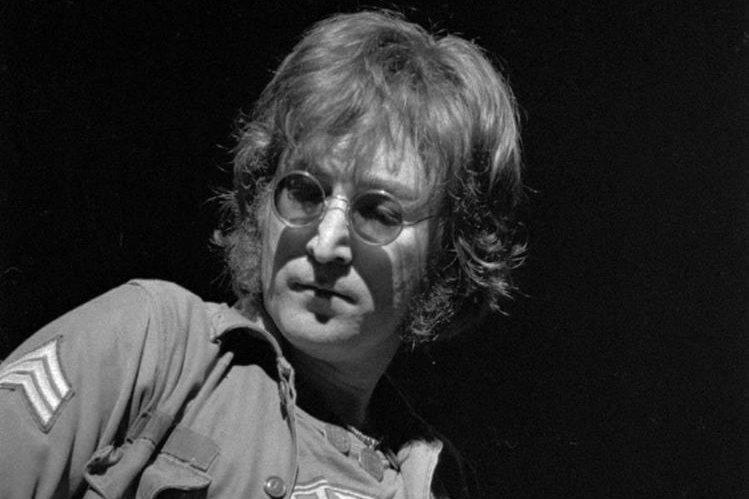 John Lennon fue asesinado el 8 de diciembre de 1980 en Nueva York. Tenía 40 años. (Foto: Hemeroteca PL)