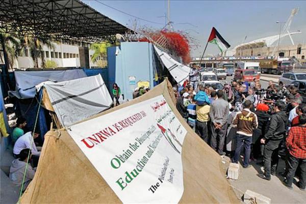 Al Yarmuk es el campamento palestino más grande de Siria. (Internet)