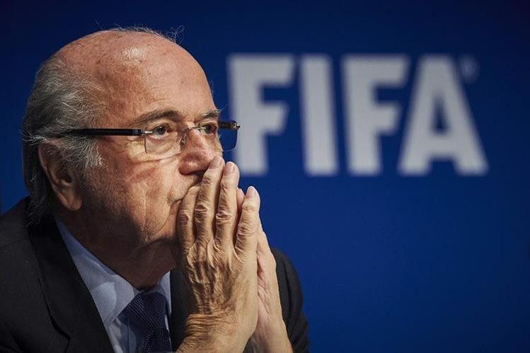 Blatter se muestra confiado antes de comparecer ante el TAS para apelar su suspensión de seis años. (Foto Prensa Libre: Hemeroteca)